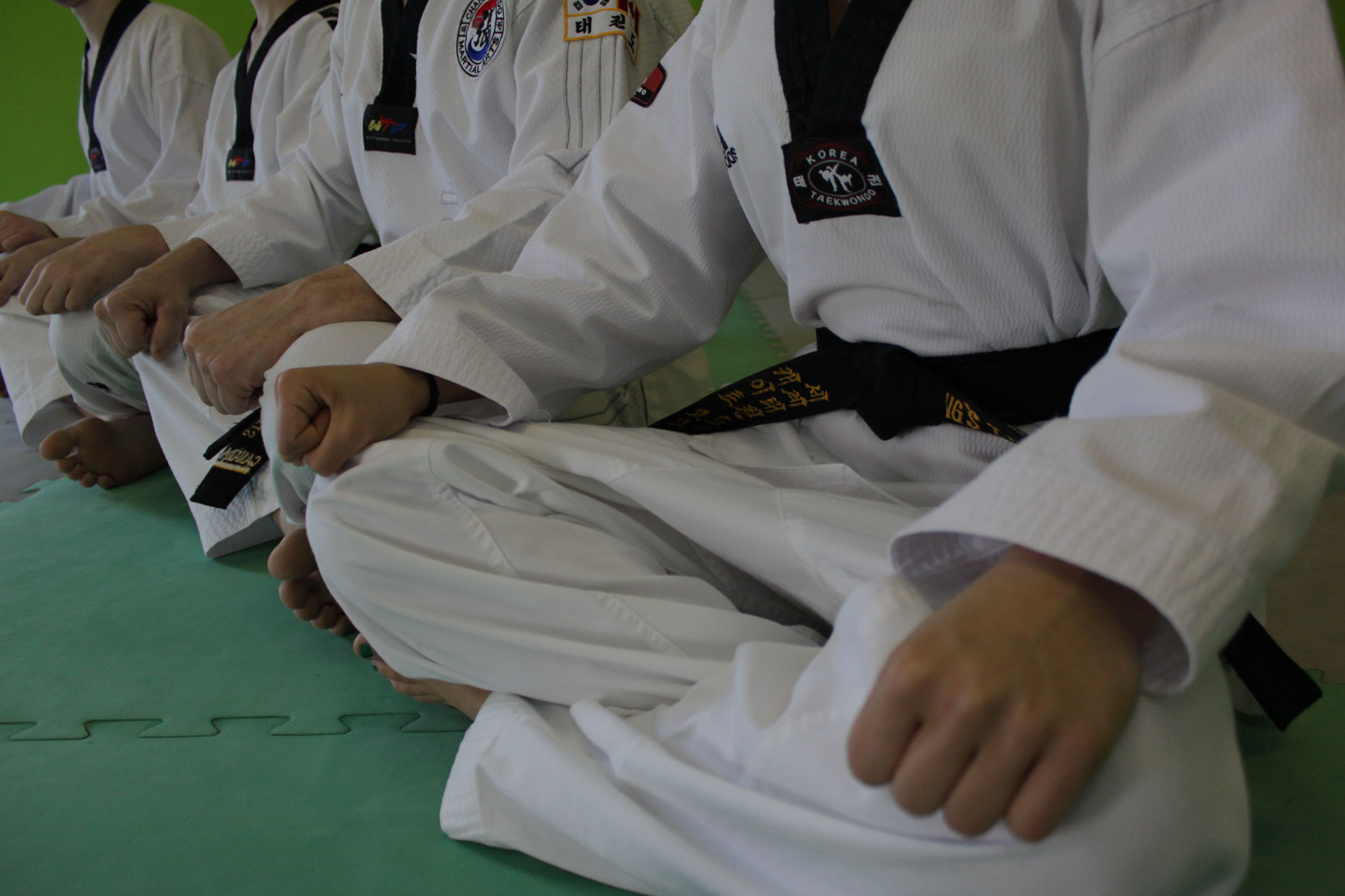 Train Martial Arts at Chang's Taekwondo
